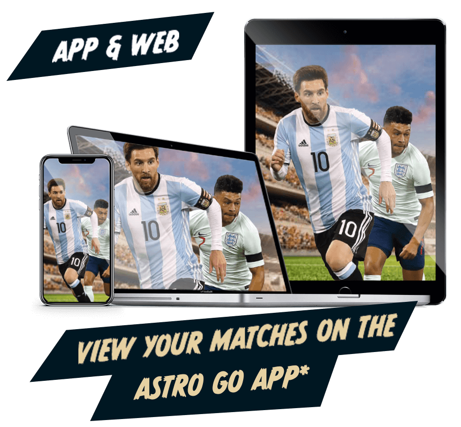 View Your Matches On The Astro GO App Without Contract